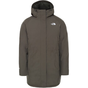 The North Face Recycled Brooklyn Parka Mujer, new taupe green